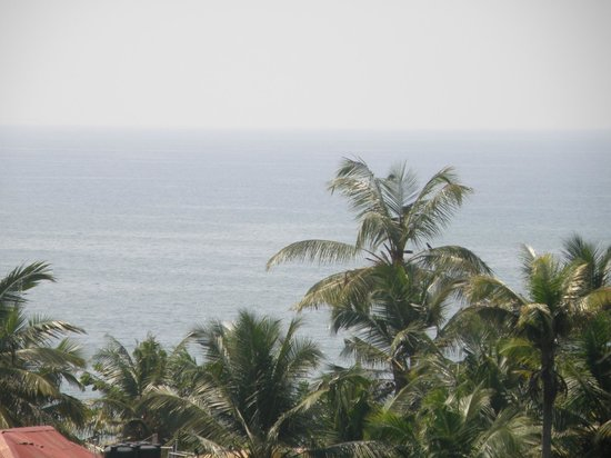 The Gateway Hotel Janardhanapuram Varkala:                   Sea vie room
