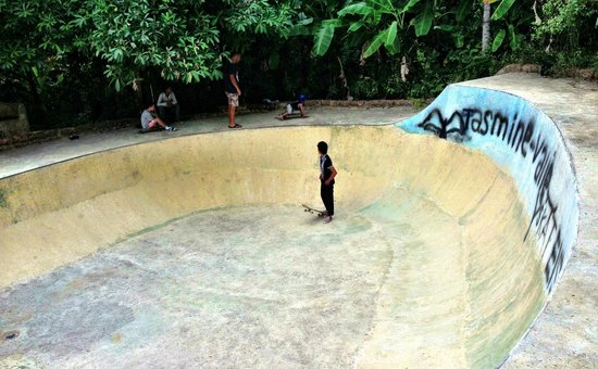 Jasmine Valley Skate Bowl