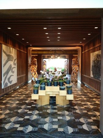 Four Seasons Resort and Residences Anguilla : Lobby