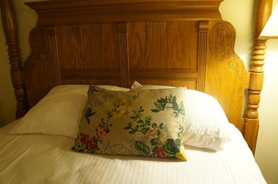BEST WESTERN PLUS Victorian Inn: Cosy beds