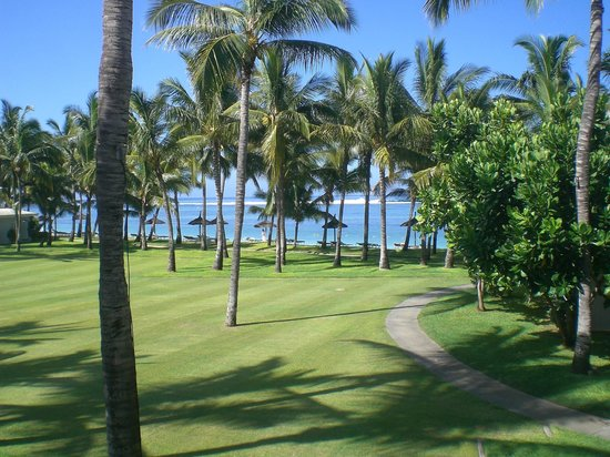 Sugar Beach Golf & Spa Resort:                   View from room