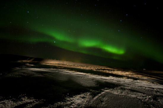 Hotel Ranga: Northern Lights