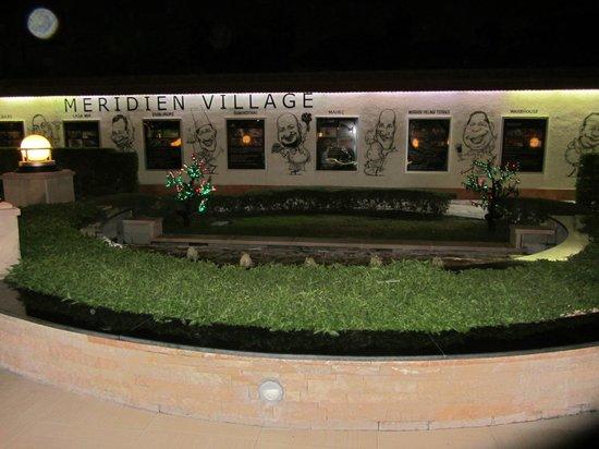Meridien Village Terrace: Entrance, Meridien Village