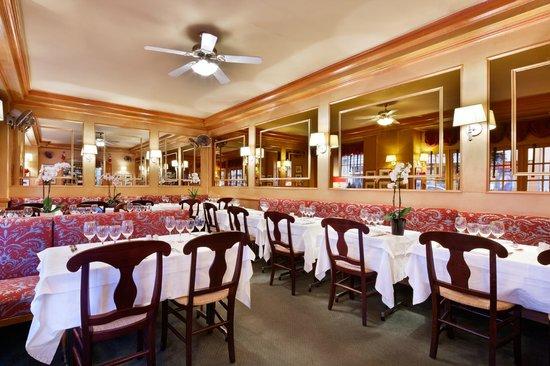 Le Gastroquet: Salle du restaurant