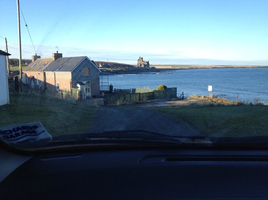 Caithness and Sutherland, UK:                   Sea Otter Cottage, Ackergill Haven, Wick