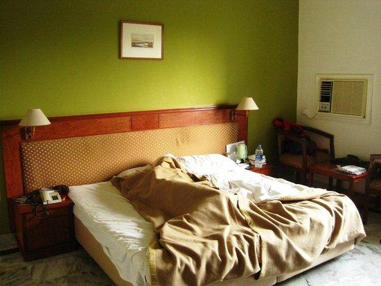 GW Greenwood Art'Otel : our room