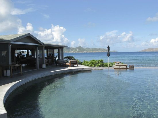 Christopher St Barth:                   Restaurante