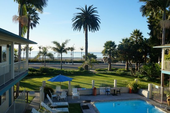 Cabrillo Inn at the Beach: The beach at your doorstep