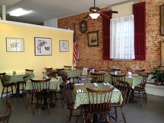 The Odd Fellows Cafe.