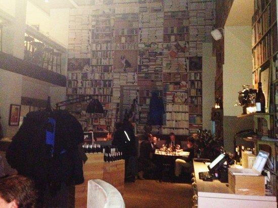 Pontus!:                   main restaurant