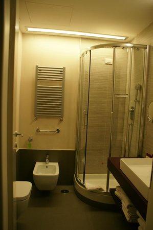 Trevi Palace Luxury Apartments: BathroomShower