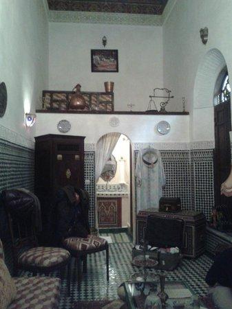 Riad Kettani: la camera