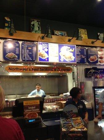 Ivar's Seafood: Ivar s at Seatac