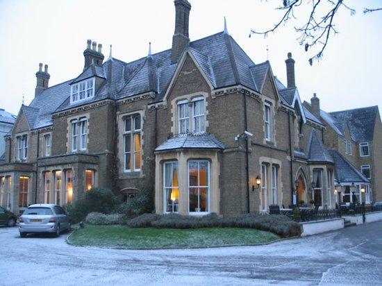 Cotswold Lodge Hotel: facade principale