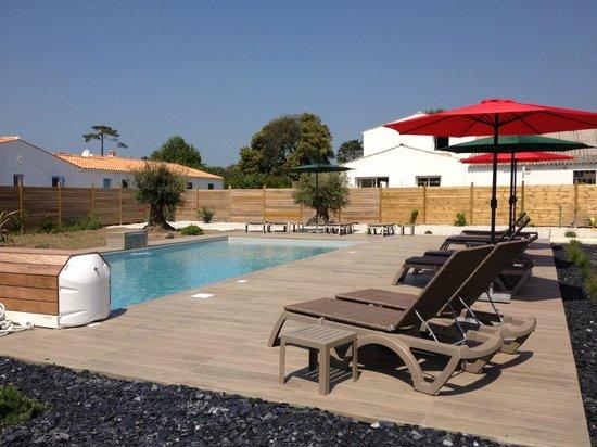H u00f4tel de Vert Bois (Dolus d'Oléron, France) voir les tarifs et 138 avis # Hotel Le Vert Bois