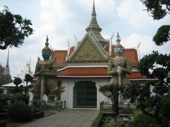 Wat Arun - Picture of Temple of Dawn (Wat Arun), Bangkok ...