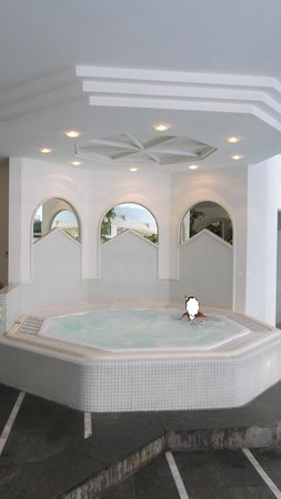 Wellness Hotel Windschar : spa