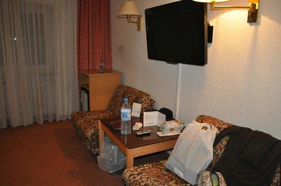 Hotel Schumacher Düsseldorf: stanza 444