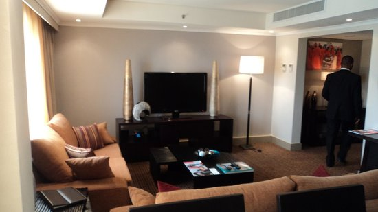 The Room in Southern Sun Ikoyi Hotel