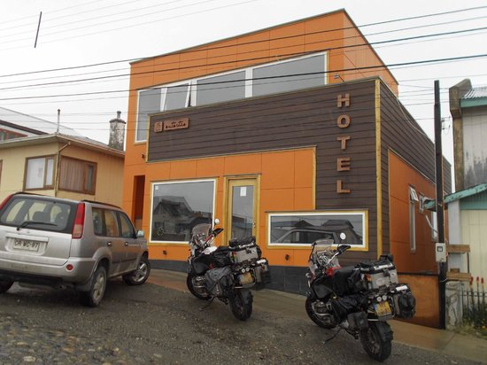 Hotel Boutique Antartica: Outside front view