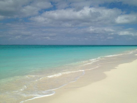 The Sands at Grace Bay:                                                       Colors are stunning