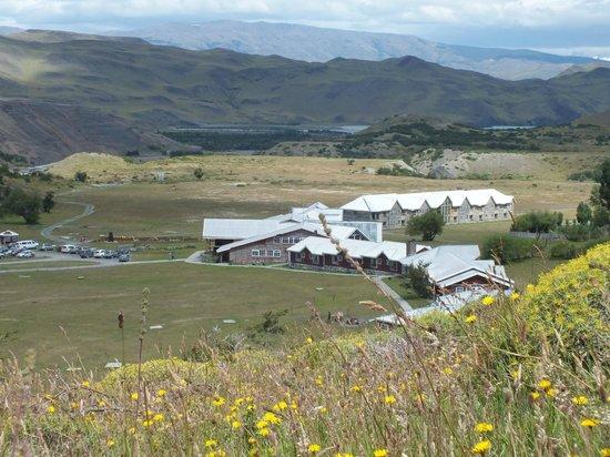 Las Torres Patagonia:                   Hosteria Las Torres - Torres del Paine