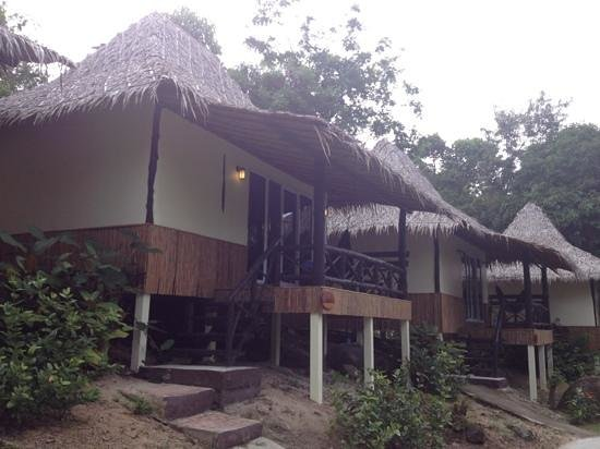 Shiralea Backpackers Resort:                   our hut