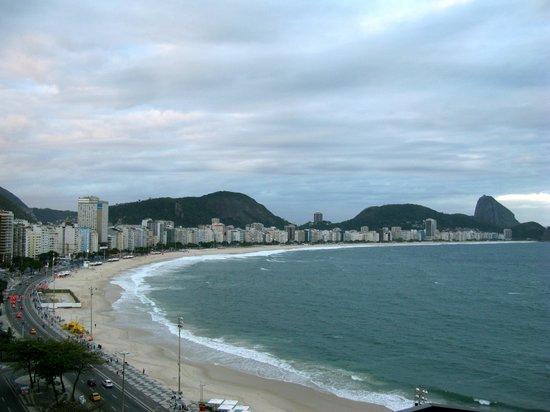 Sofitel Rio de Janeiro Copacabana: vue de la chambre