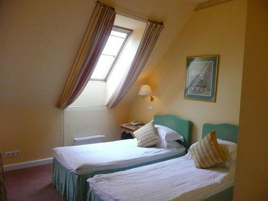 Narutis Hotel: habitación doble