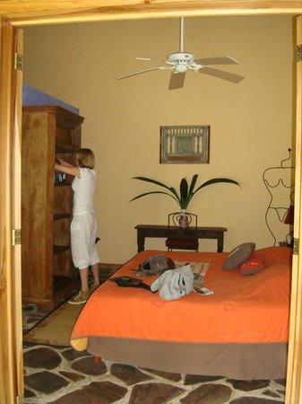 Hacienda La Isla Lodge:                   Standaard kamer