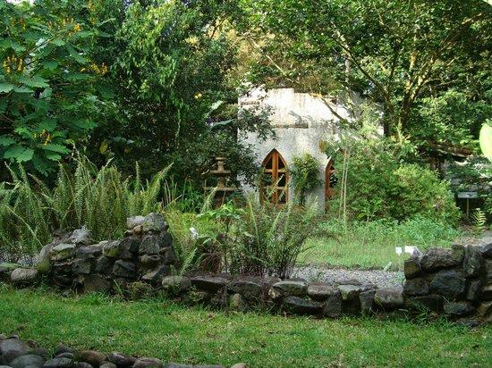 Hacienda La Isla Lodge:                   Suite