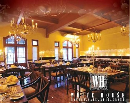 Foodlands Restaurant: White House Restaurant