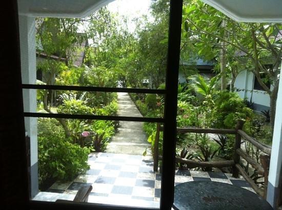 Paradise Resort Phi Phi: la plage est juste la, au bout du chemin 