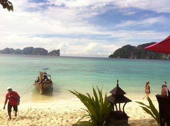 Paradise Resort Phi Phi: magnifique !!