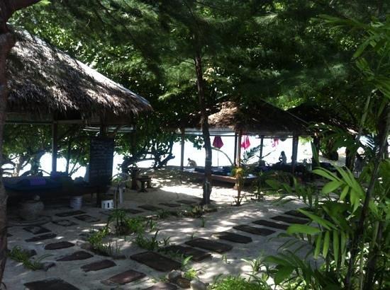 Paradise Resort Phi Phi: l'hôtel porte bien son nom : Paradise !