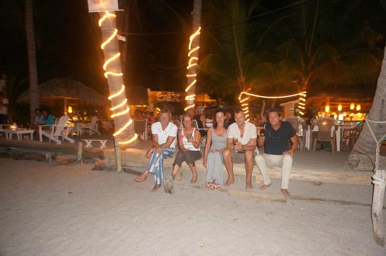 Gusto Beach: with friends