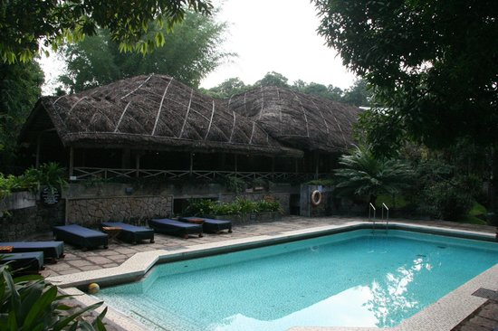 Spice Village: piscina