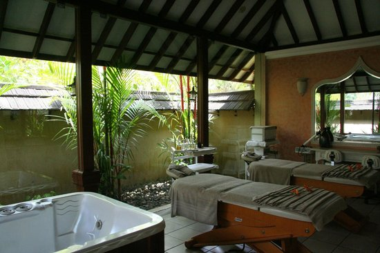 The Zuri Kumarakom: beauty center