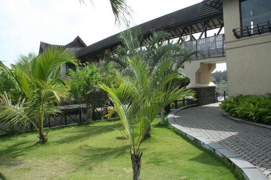 The Zuri Kumarakom: ingresso