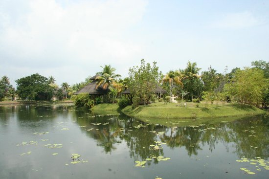The Zuri Kumarakom: vista