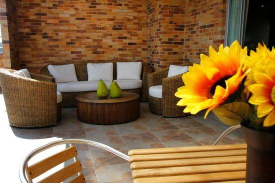 Hotel Stanford Plaza Barranquilla: Suite Premium