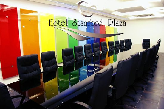 Hotel Stanford Plaza Barranquilla: Sala de juntas