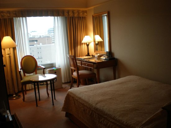 Hotel Nikko Princess Kyoto: 客室