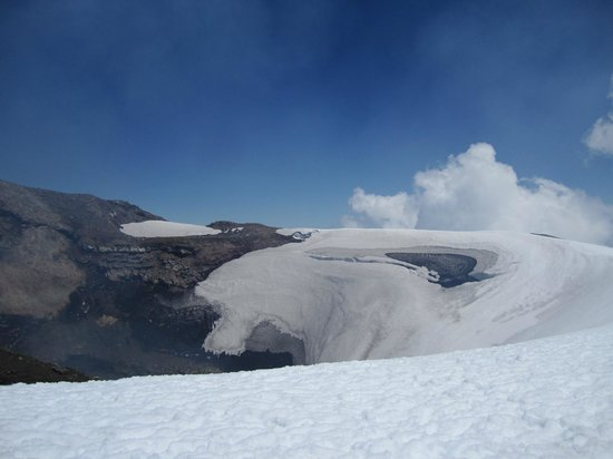 Hostel One Way: volcan villarica