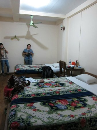 Mother Land Inn 2: room no.12
