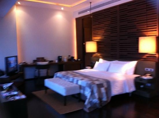 Cape Nidhra:                   heerlijk ruime kamers