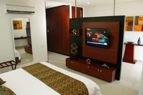 Hotel Stanford Plaza Barranquilla: Suite