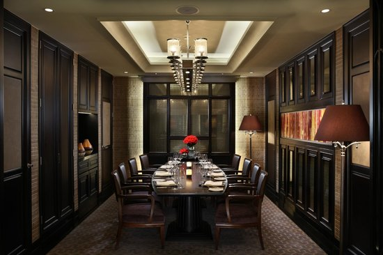 Sofitel Philippine Plaza Manila: Spiral - Private Dining Room