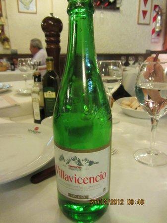 argentinisches Mineralwasser