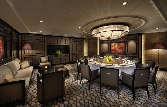 Sofitel Philippine Plaza Manila: One of Spiral's Private Dining Rooms